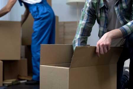 pakowanie kartonów firma przeprowadzkowa Kraków